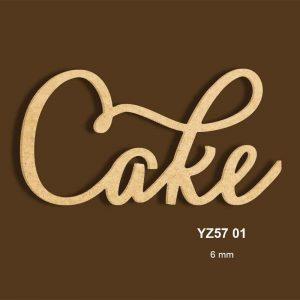 Cake YZ57-01