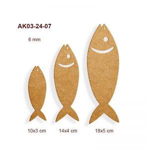 Üçlü Balık AK03-24-07