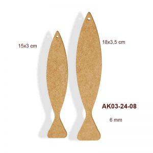 İkili Balık Seti AK03-24-08