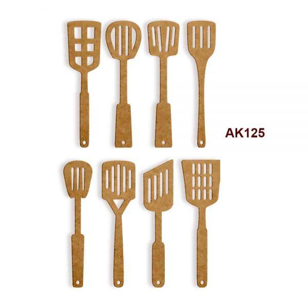Ahşap Mutfak Gereçleri AK125