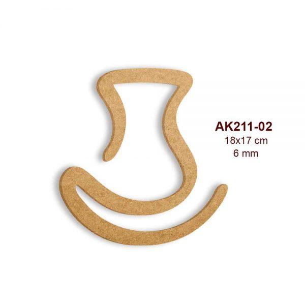 Çay Bardağı Tasarım AK211-02