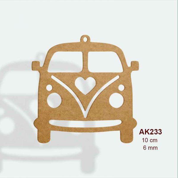Asmalık Transporter AK233