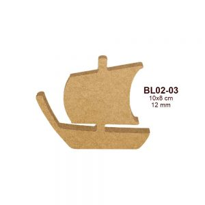 Yelkenli Tekne BL02-03