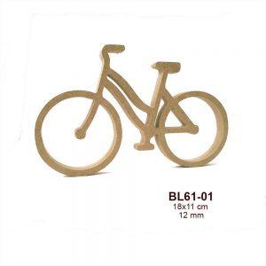 Ahşap Bisiklet Biblo BL61