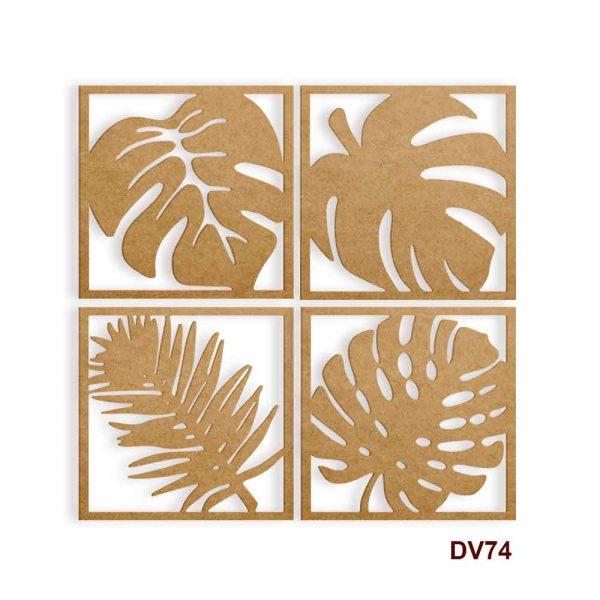 Dörtlü Tropikal Takım DV74