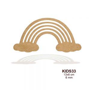 Mini Gökkuşağı KIDS33 1