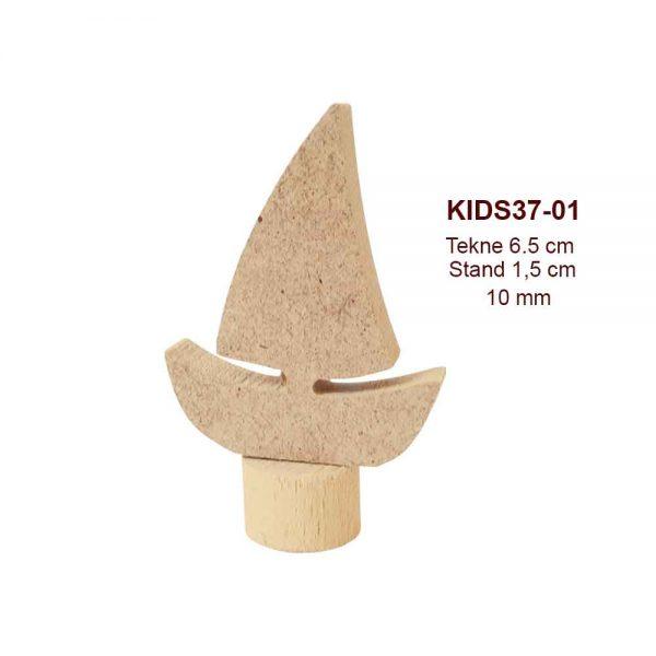 Mini Tekne Biblosu KIDS37-01