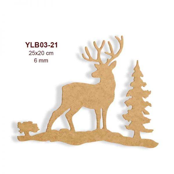 Özgür Geyik YLB03-21