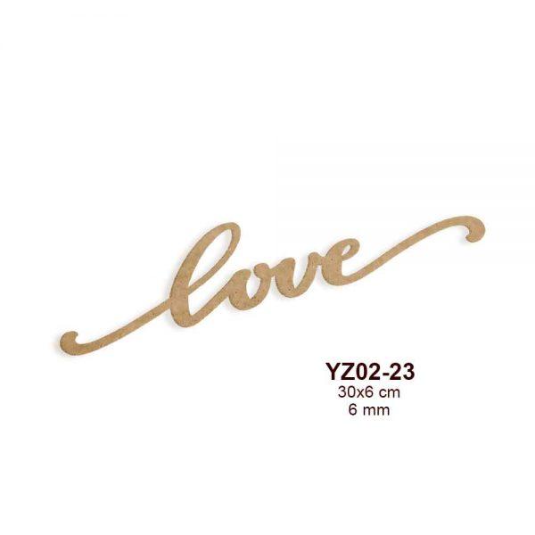 Love YZ02-23