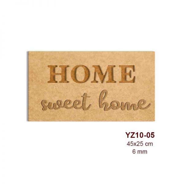 Home Sweet Home YZ10-06