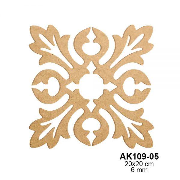 Ahşap Boyama Süsleri AK109-05