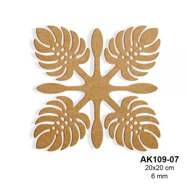 Ahşap Boyama Süsleri AK109-07