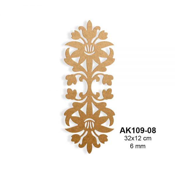 Ahşap Boyama Süsleri AK109-08