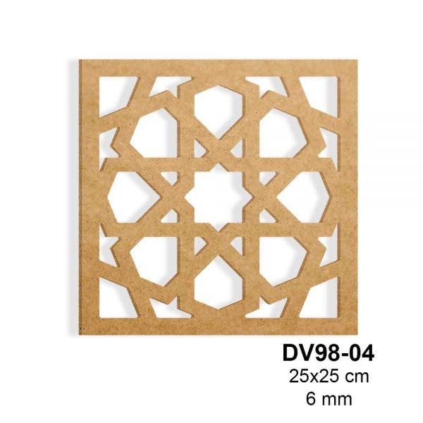 Ahşap Seperatör DV98-04