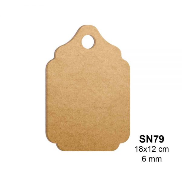 Ahşap Boyama İçin Sunumluk SN79