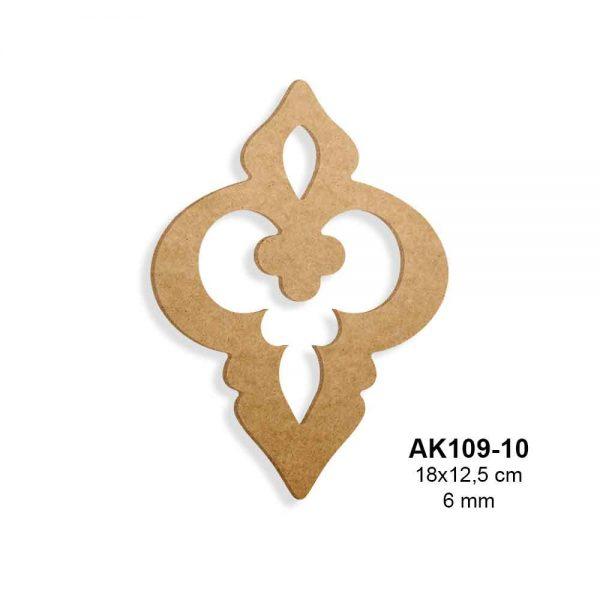 Ahşap Boyama Süsleri AK109-10