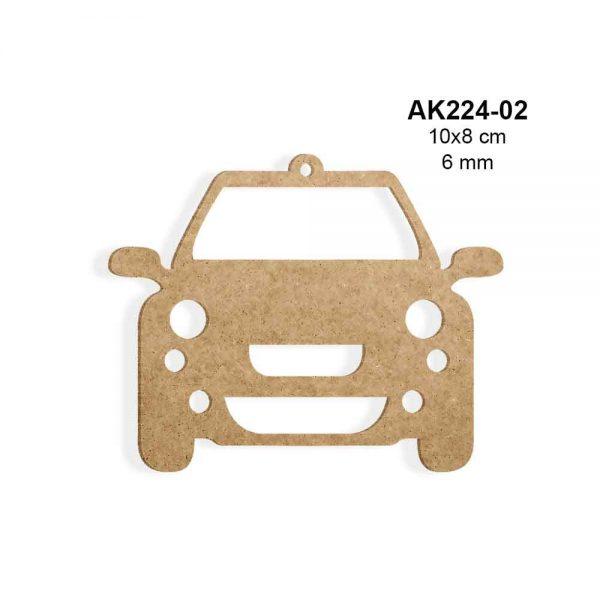 Asmalık Ahşap Araba AK224-02