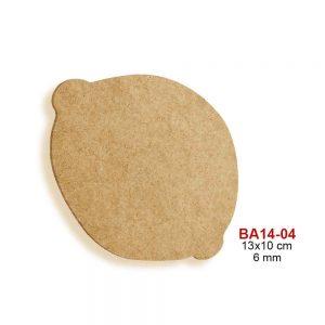Limon Bardak Altlığı BA14-04