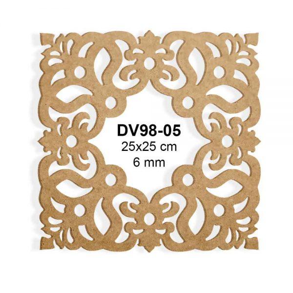 Ahşap Seperatör DV98-05