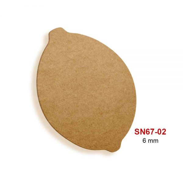Ahşap Limon Sunumluk SN67-02