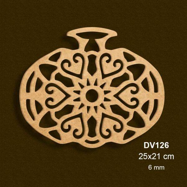 Dekoratif Bereket Narı DV126