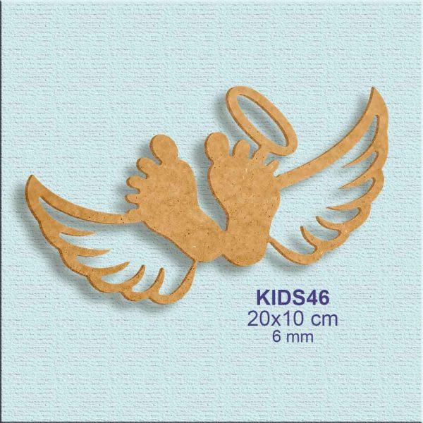 Melek Kanatlarında Yeni Doğan KIDS46