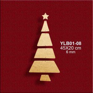 Dekoratif Çam Ağacı YLB01-08