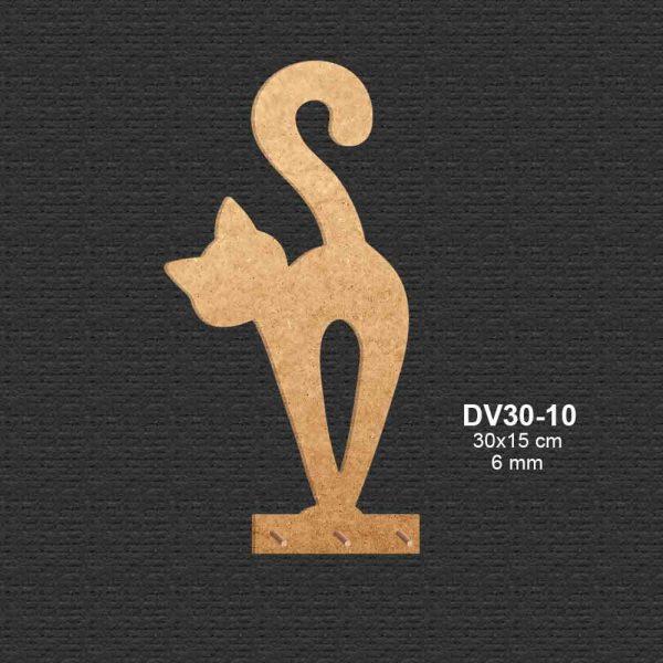 Kedi Anahtarlık DV30-10