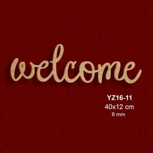 YZ16-11 Welcome