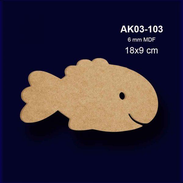AK03-103 Balık