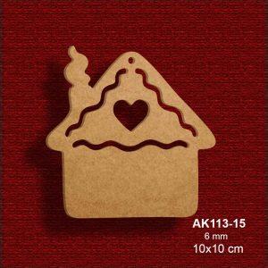 Minyatür Ev AK113-15