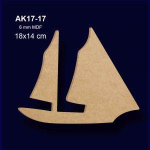 Yelkenli Tekne AK17-17
