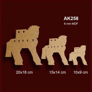 Truva Atı AK258