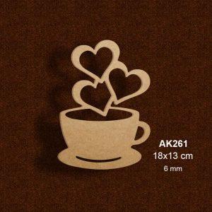 Kahve Tutkudur AK261