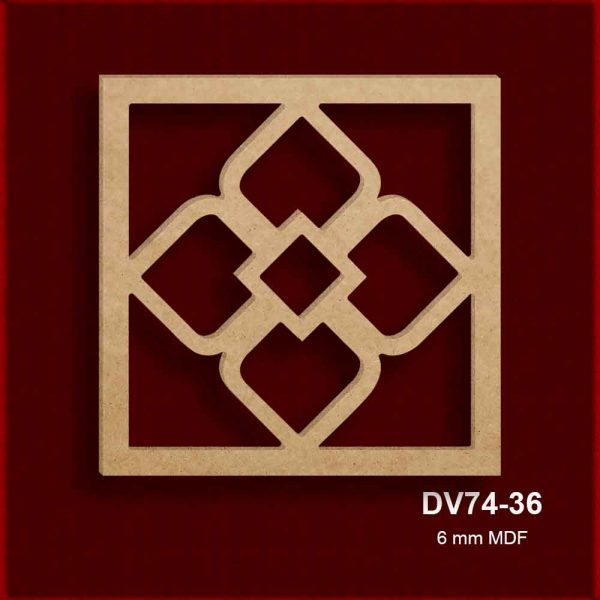 Ahşap Boyama Panosu DV74-36