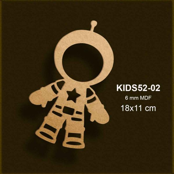 Astronot KIDS52-02