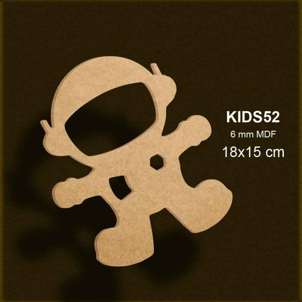 Astronot-KIDS52