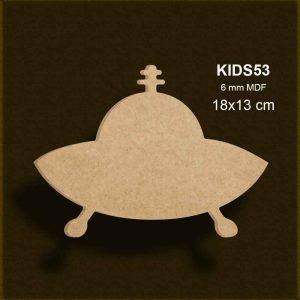 Uçan Daire KIDS53