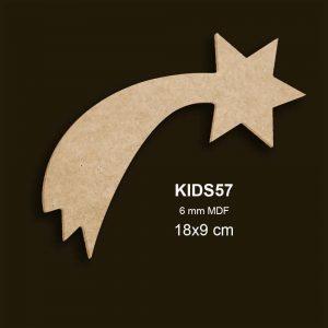 Kuyruklu Yıldız KIDS57