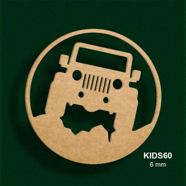 Jeep Pano KIDS60