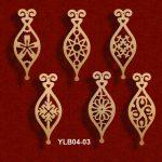 Ahşap Sarkaçlar YLB04-03
