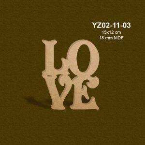 Love Biblo YZ11-03