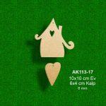 Minyatür Ev AK113-17
