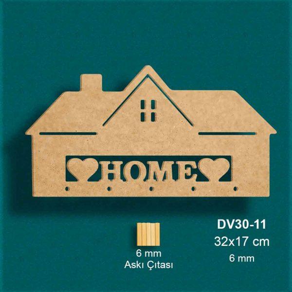 HOME Anahtarlık DV30-11